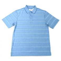 Hudson River Hudson River Mens Size Heritage Classics Polo Shirt, Deep Water Blue, - intl