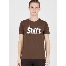 Hujjah - Kaos Islam Kaos Muslim / T-Shirt Shift Pemuda Hijrah - Pria - Model 2