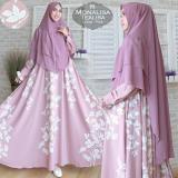Jual Beli Humaira99 Gamis Syari Jumbo Muslim Dress Muslimah Monalisa Di Dki Jakarta