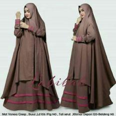 Humaira99 Gamis Syari Muslim Busui Premium Balotelly Labibah Dki Jakarta Diskon