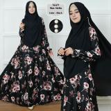 Toko Humaira99 Gamis Syari Muslim Wanita Busui Dress Muslimah Maxmara Lux Stella Online Di Dki Jakarta