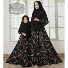 Humaira99 Gamis Syari Muslim Wanita Couple Ibu Anak Busui Dress Muslimah Maxmara Lux Asya