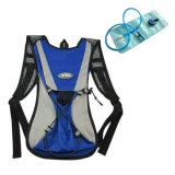 Jual Hydration Backpack Including Water Bladder Blue Murah