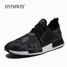 Toko Hyfmwzs Berkualitas Tinggi Perancang Busana Mesh Sepatu Untuk Pria Non Slip Menjalankan Sepatu Plus Ukuran 39 48 Sneakers Intl Lengkap Tiongkok
