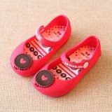 Jual I82 Pengait Tali Pergelangan Kesemek Musim Panas Fashion Anak Cewek Sepatu Sandal Jelly Warna Kue Unbranded Branded