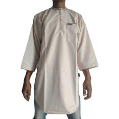 Ibtida Gamis Pria - Baju Koko Lengan Panjang - Kurta Pakistan Pria AL JAUF