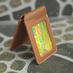 Jual Id Card Holder Name Tag Tempat Kartu Nama Magnet Satu Set