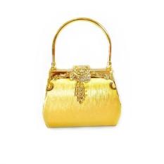Idolabags - Tas Pesta Clutch Handbag Kondangan Wanita Sunflower Ori Size  Small Kecil fe3924c3e3