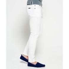 IDS Celana Skinny Jeans Denim Pria Putih - White