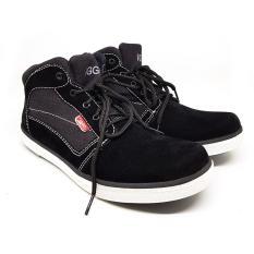 Iggo Sepatu Boots Casual Pria / Sepatu Casual Pria / Sepatu Safety / Sepatu Touring Pria / Sepatu Hiking Pria / Sepatu Kasual Pria