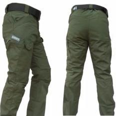 Beli Igs Celana Tactical Panjang Hijau Fashion Pria Termurah Yang Bagus