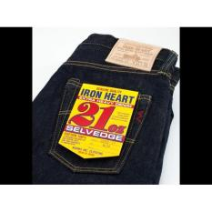 Ih-666S-21 - 21Oz Japanese Selvage Denim - Slim Fit