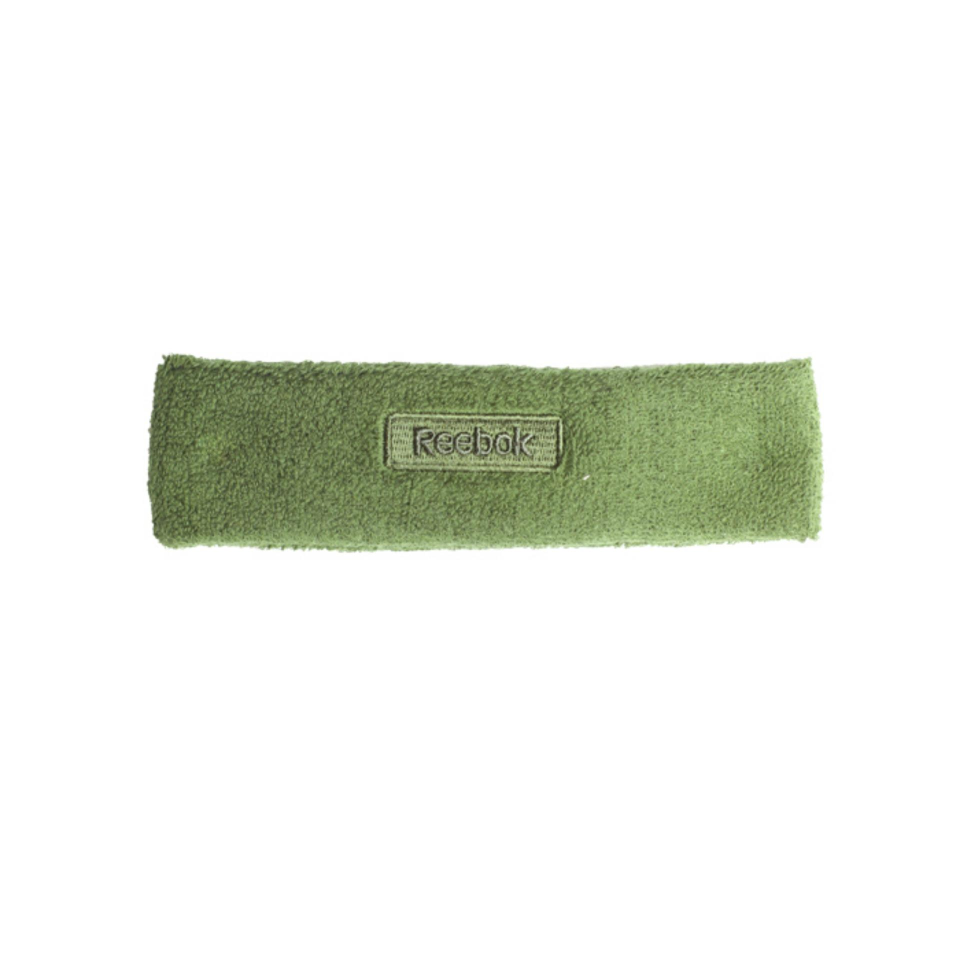 Pencari Harga Ikat Kepala OlahragaAksesoris OlahragaBasic Headband Reebok Warm Olive/Vital Green-H5028 terbaik murah - Hanya Rp51.154