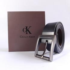 Ikat Pinggang Calvinklein Tusuk Bisa Putar 2 Side Colour Belt Gallery Diskon