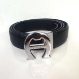 Cuci Gudang Ikat Pinggang Casual Pria Premium Belt C Agr 008 Silver