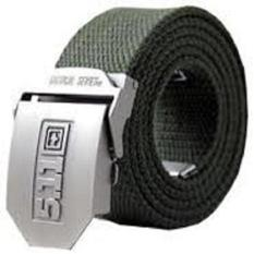 Review Terbaik Ikat Pinggang Cotton 511 Tactical Shifa Series Strap Army Green