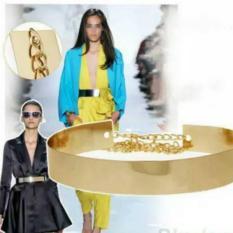 Ikat Pinggang Fashion Papan Rantai