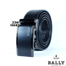Ikat Pinggang / Gesper Kulit Import Bally R-04 Model Rel Premiun - Dzhwak