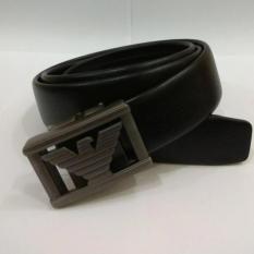 Ikat Pinggang Pria-AUTOMATIC belt style GA-BISNIS BLACK