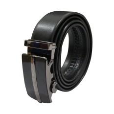 Harga Ikat Pinggang Pria Belt Sabuk Gesper Metal Buckle Kulit Ck013 Murah