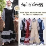 Ilyasshop Aulia Dress Myluv Diskon 40