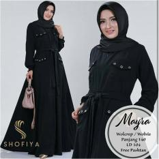 Katalog Ilyasshop Mayra Dress Wd Myluv Terbaru