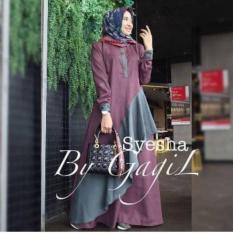 Ilyasshop Syesha Dress Myluv Murah Di Indonesia