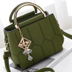 Beli Imf G1000 Handbag Fashion Import Warna Hijau Murah North Sumatra