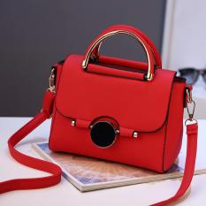 Toko Imf Tas Import Fashion Bg1032 Merah Best Quality Terlengkap North Sumatra