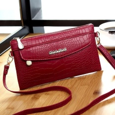 (Imported)-GHD 2017 Korea Card Bag Wallet Hand Bag Fashion New Women Long Wallet Original Ultra-thin - intl