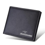 Imported Best Hghdh Fashionable Money Clips Men Wallet Purse Removable Premium Leather Zipper Intl Tiongkok Diskon
