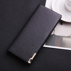 Jual Imported Best Hhst Money Clips Card Holder Men Wallet Purse Removable Premium Leather Personalized Intl Oem Murah