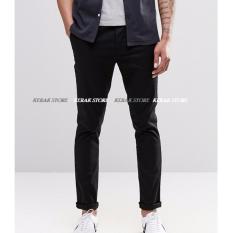 Review Impresiif Celana Chino Pants Pria Panjang Celana Chino Pria Cp Hitam