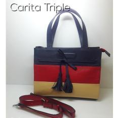 Inanta Amani Bags - Carita Triple