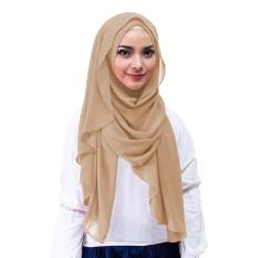 Inara Hijab Kerudung Instan - [Warna Coksu]