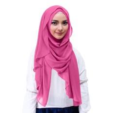 Inara Hijab Kerudung Instan - [Warna Fanta]