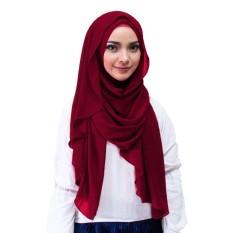 Inara Hijab Kerudung Instan - [Warna Marun]