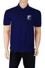 Pusat Jual Beli Indoclothing Polo Shirt Vespa P02 Biru Dongker Jawa Barat