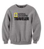 Harga Indoclothing Sweater National Geographic Traveler Abu Abu Misty Indoclothing Jawa Barat