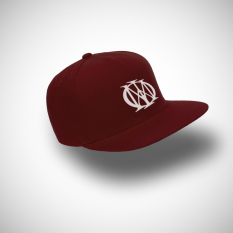 Cuci Gudang Indoclothing Topi Snapback Dream Theater Maroon