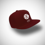 Review Indoclothing Topi Snapback Exo Maroon