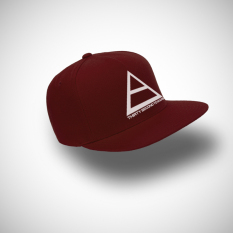 IndoClothing Topi Snapback Thirty Seconds to Mars - Maroon