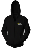 Jual Indoclothing Zipper Hoodie National Geographic Adventure Hitam Indoclothing Asli