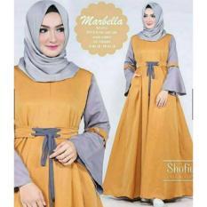 Indonesia Heritage Baju Kondangan Muslimah - Gamis Syari Pesta - Fashion Busana Muslim Wanita - Gaun Pesta Muslimah Murah - Fashion Hijab - Dress Muslim Terbaru - Kebaya Pesta ihmarbella