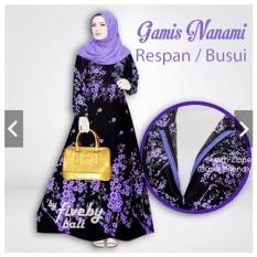 IndonesiaHeritage Gamis Syari pesta Busui Bumil – Gamis Pesta Jumbo – Big Size – M to XL – bahan Adem – Gaun pesta party Maxy Maxi Dress – Batik Long Dress ...