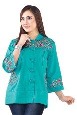 Spesifikasi Inficlo Blackkelly Blouse Dress Baju Pesta Wanita Srs 924 Bahan Cotton Lengkap Dengan Harga
