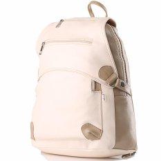 Ulasan Lengkap Tentang Inficlo Backpack Tas Ransel Wanita Tas Wanita Fashion Wanita Sblx016 Cream