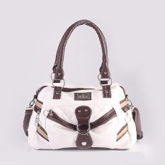 Jual Cepat Inficlo Shoulder Bag Tas Selempang Wanita Fashion Wanita Best Seller Sksx318 White Virotex