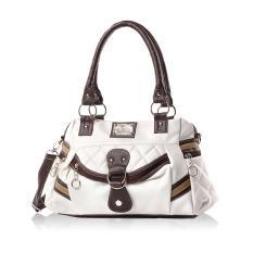 Inficlo Sks 318 Tas Handle Bag  Bisa Selempang Wanita - Virotex - Cantik (Putih)