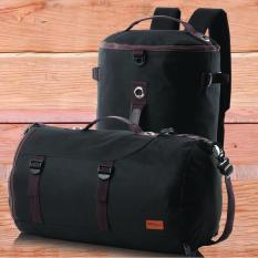 Inficlo Smm 851 Travelling Bag Pria - D300 Bmw - New 2017 (Hitam)